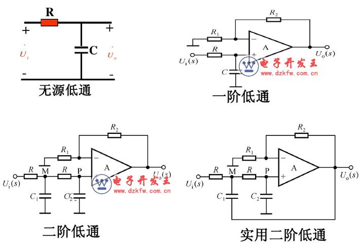 最简单的滤波电路图大全 八款最简单的滤波电路设计原理图详解图片