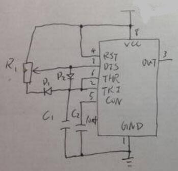 ne555调光电路图大全(五款模拟电路设计原理图详解)