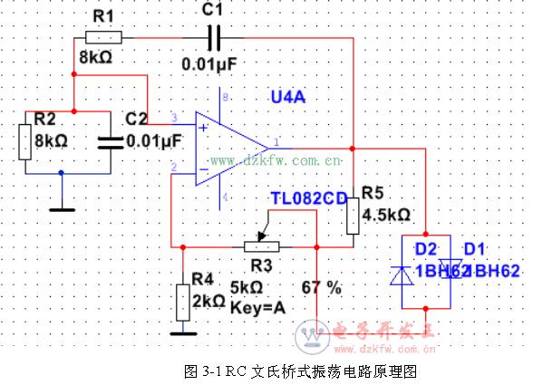 rc正弦波振荡电路振荡频率较低,一般在1mhz以下;lc正弦波振荡电路振荡