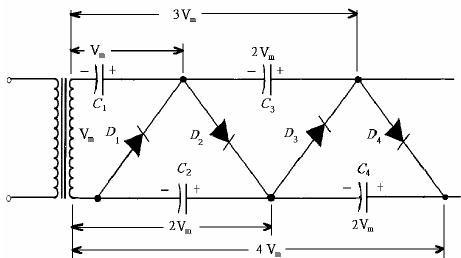 整流三极管_倍压整流电路原理