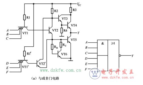 电子开发网 基础入门 数字电子电路 >> 正文             三态输出门