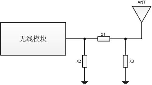 图4,匹配电路