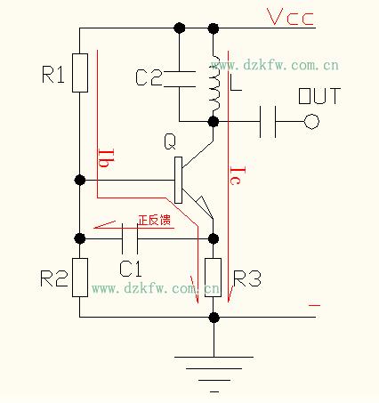 lc振荡电路的原理