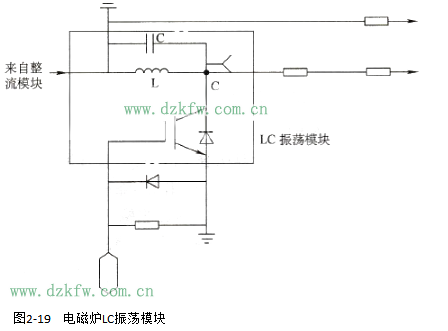 图解基本的lc振荡电路图大全,五款最简单的lc振荡电路
