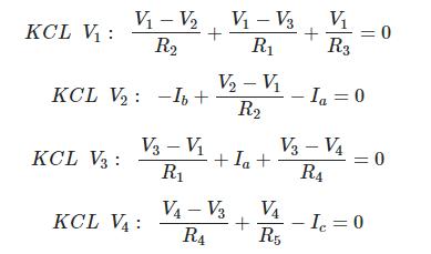 网孔分析法是电路基本分析方法的一种,基于kcl基尔霍